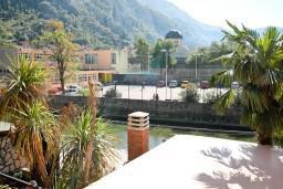 Вид. Черногория, Котор : Апартамент в Которе с отдельной спальней в 50 метрах от моря