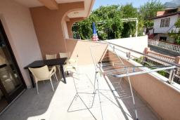 Балкон. Черногория, Шушань : Студия в Шушане в 400 метрах от моря