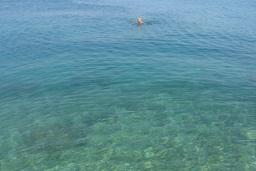 Пляж Биелила / Bjelila в Крашичи