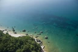 Пляж Яз 2 (малый) / Jaz 2 / Jaz Nudist Beach / Labovic в Будве