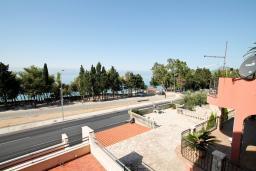 Вид. Черногория, Шушань : Студия с балконом с видом на море, 50 метров до пляжа