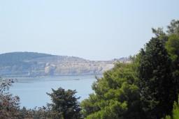 Вид на море. Черногория, Шушань : Апартамент с отдельной спальней, с террасой с видом на море