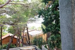 Строящийся дом площадью 246м2, с террасой площадью 123м2, с земельным участком 510м2, с бассейном 8х4 в Шушани