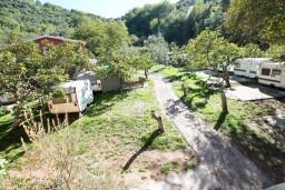 Вид. Черногория, Лепетане : Студия для 2 человек, 20 метров до моря