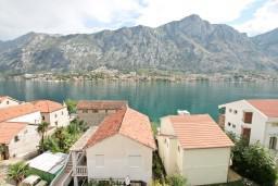 Вид на море. Черногория, Муо : Студия с балконом с шикарным видом на море, 20 метров до пляжа