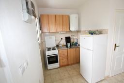Кухня. Черногория, Доня Ластва : Уютная студия возле моря