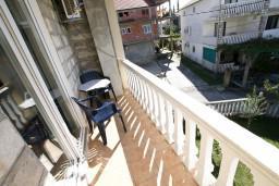 Балкон. Черногория, Селяново : Студия для 2 человек