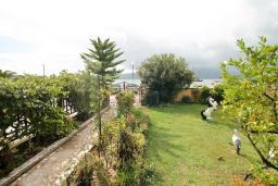 Территория. Черногория, Селяново : Студия для 4 человек, с террасой с видом на море, возле пляжа