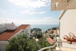 Вид на море. Черногория, Ульцинь : Студия в Ульцине с балконом с видом на море