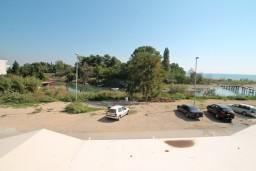 Черногория, Велика плажа : Комната для 3 человек, с балконом с видом на море, 30 метров до пляжа