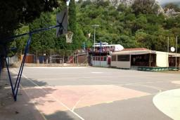Спортивная площадка в Чани
