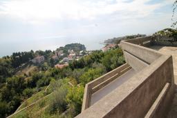Вид на море. Черногория, Ульцинь : Студия с террасой с шикарным видом на море