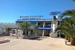 Паромная станция в Баре
