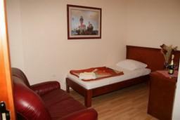 Спальня 2. Черногория, Будва : Апартамент с 2-мя спальнями и видом на море (№6 APP 03 SV)