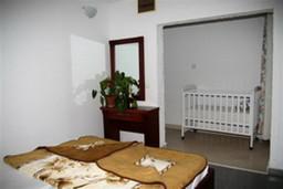 Спальня 2. Черногория, Будва : Апартамент с 2-мя спальнями и видом на море (№7 APP 04 SV)