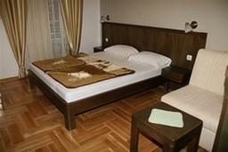 Студия (гостиная+кухня). Черногория, Будва : Студио с видом на море (№12 STUDIO 02+1 SV)