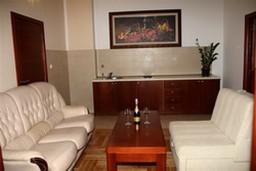 Гостиная. Черногория, Будва : Апартамент с 2-мя спальнями и видом на море (№ 19 APP 04+1 SV)