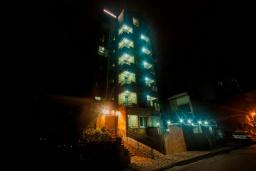 Фасад дома. Lux M 4* в Будве