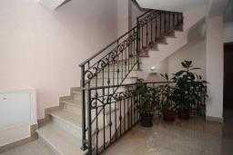Лестница наверх. Lux M 4* в Будве