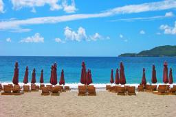 Ближайший пляж. Bella Vista 4* в Бечичи
