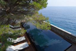 Swimming pool.  in Sveti Stefan
