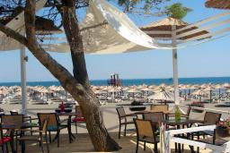 Кафе-ресторан. Otrant 4* в Велика плажа