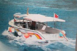 Прогулочный корабль BONI : Черногория