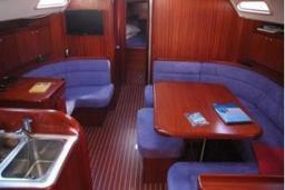 Парусная яхта Y-40 : Черногория