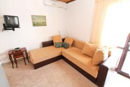 Living room. Montenegro, Njivice : House with 3 bedrooms in Njivice for 6 guests