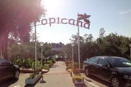 Ресторан Tropicana в Утехе
