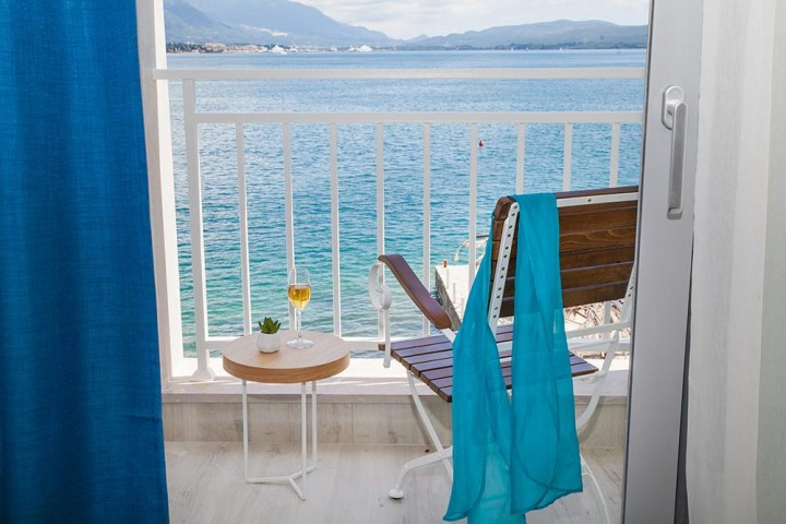 Hotel casa del mare blanche Черногория