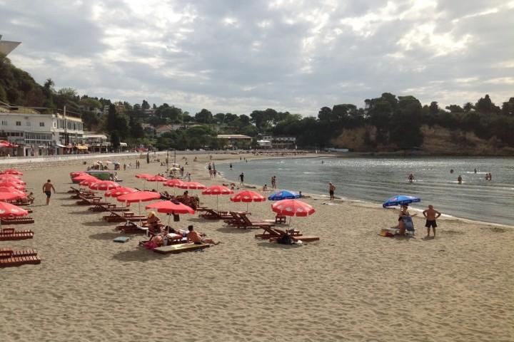 Beach in Ulcinj - Montenegro - Mala Plaza